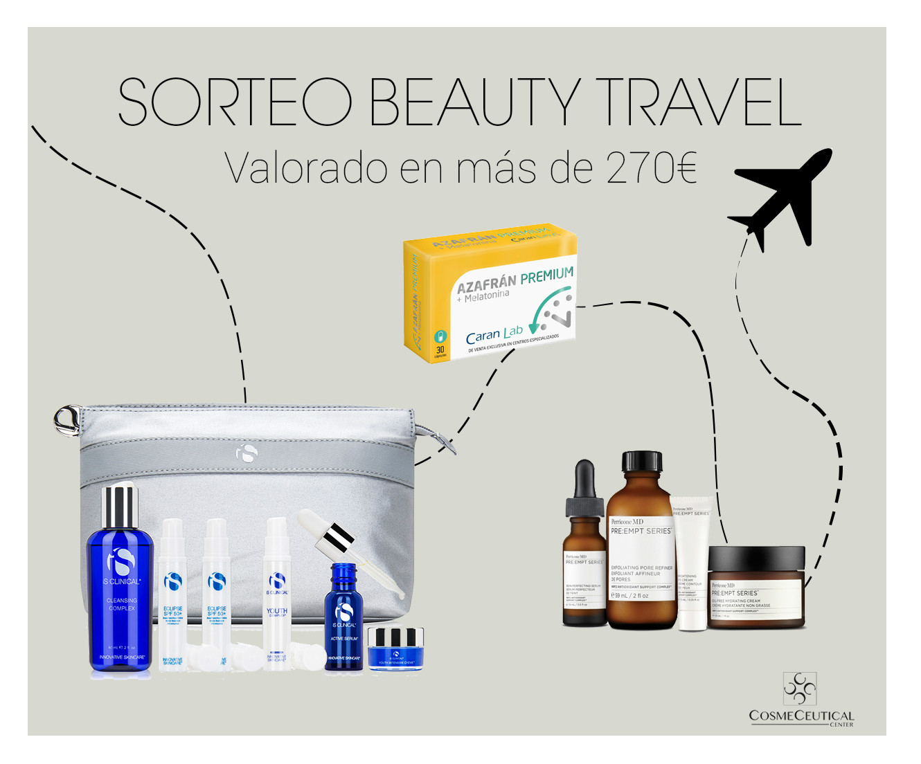SORTEO BEAUTY TRAVEL