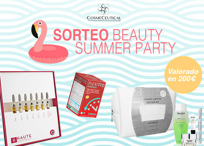SORTEO BEAUTY SUMMER PARTY