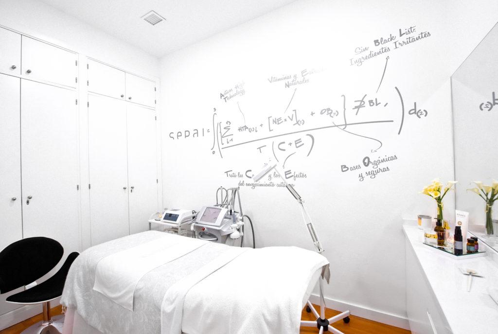 Cabina Estética Cosmeceutical Center
