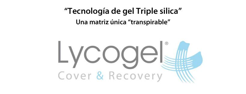Lycogel camuflaje y corrector transpirable