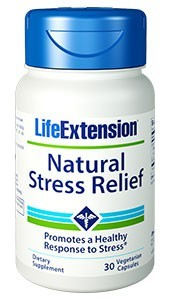 Natural Stress Relief - LIFE EXTENSION