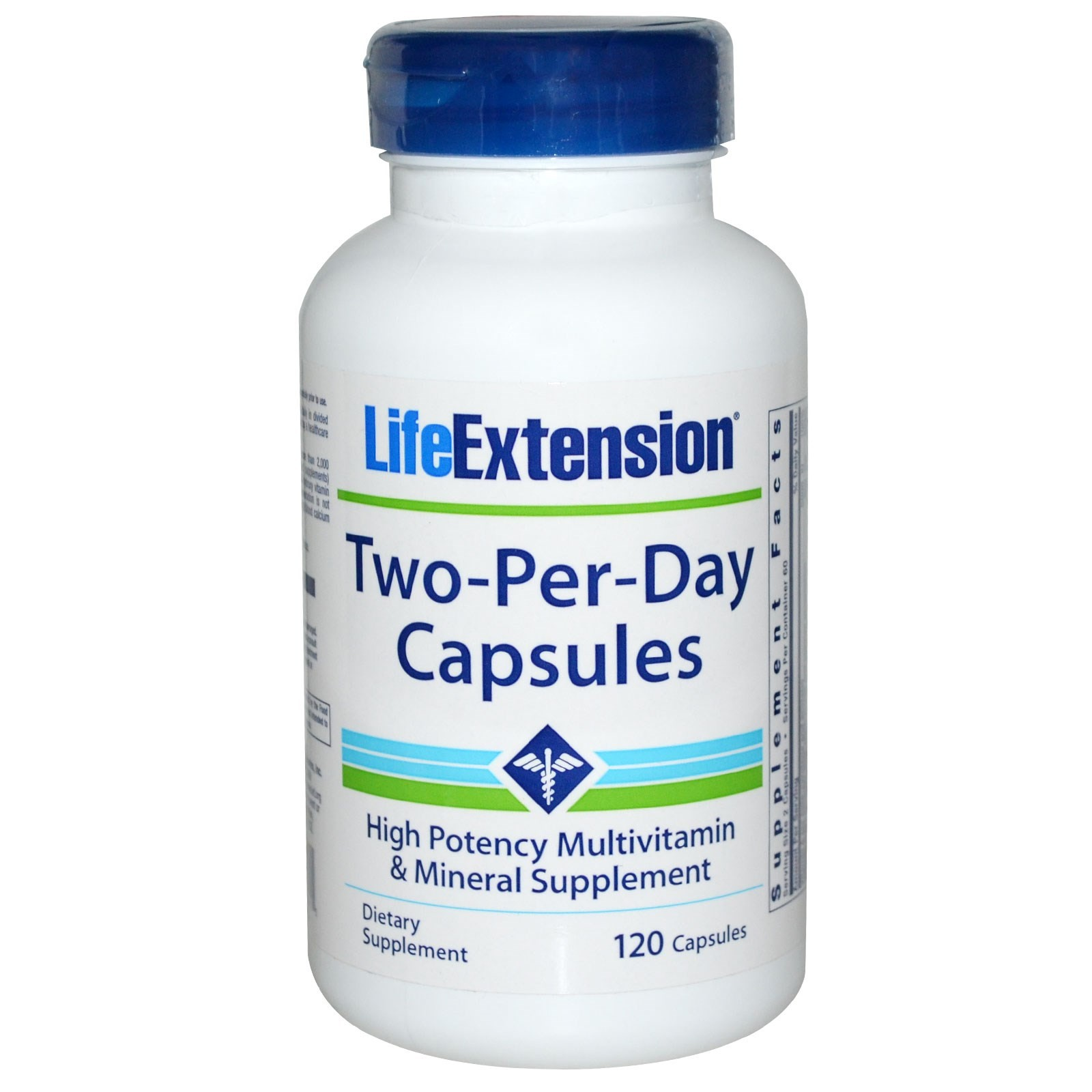 Two Per Day - LIFE EXTENSION