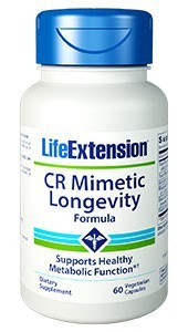 CR Mimetic Longevity Formula - LIFE EXTENSION
