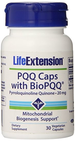 BioPQQ 20mg - LIFE EXTENSION