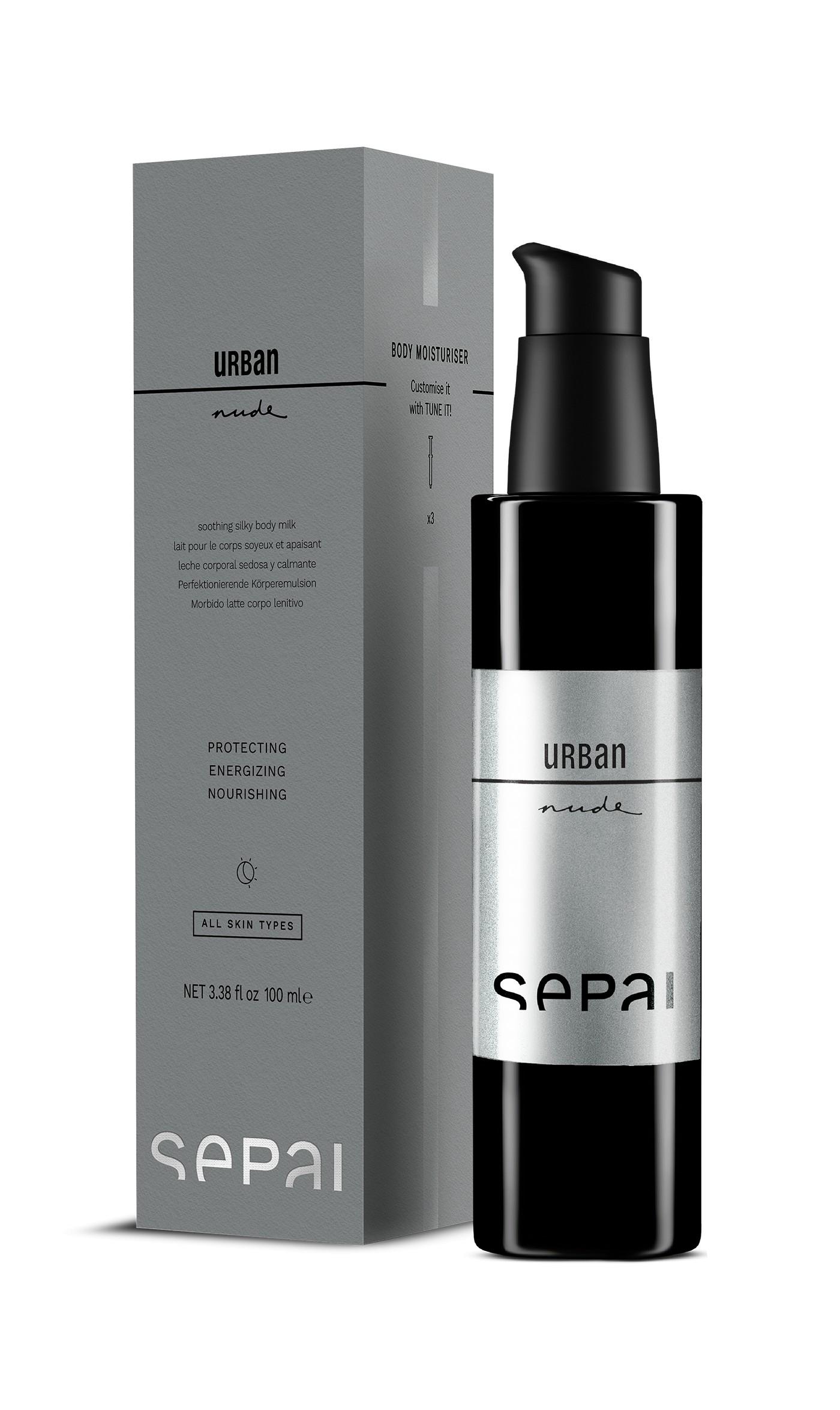 Urban Nude - SEPAI