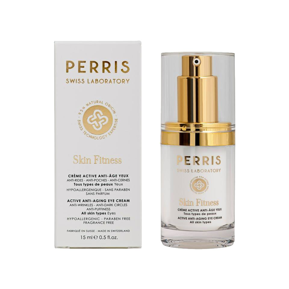 Active Antiaging Eye Cream - PERRIS SKIN FITNESS