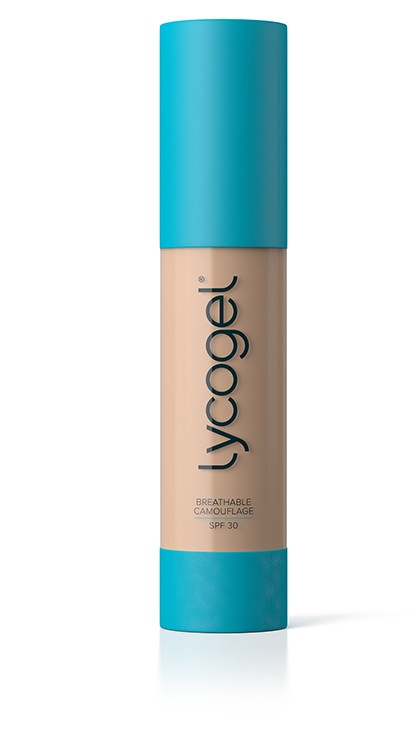 Breathable Camouflage SPF30 Caramel - LYCOGEL