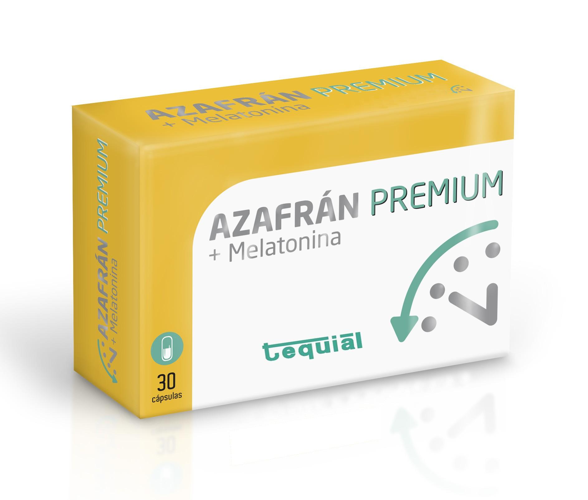 Azafrán Premium + Melatonina - TEQUIAL
