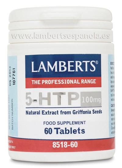 5- HTP 100mg  - LAMBERTS