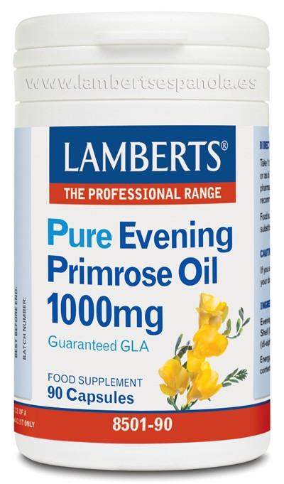 Aceite de Prímula 1000mg - LAMBERTS