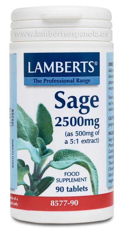 Salvia 2.500 mg - LAMBERTS