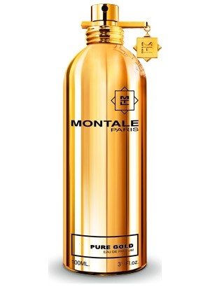 Pure Gold EDP - MONTALE