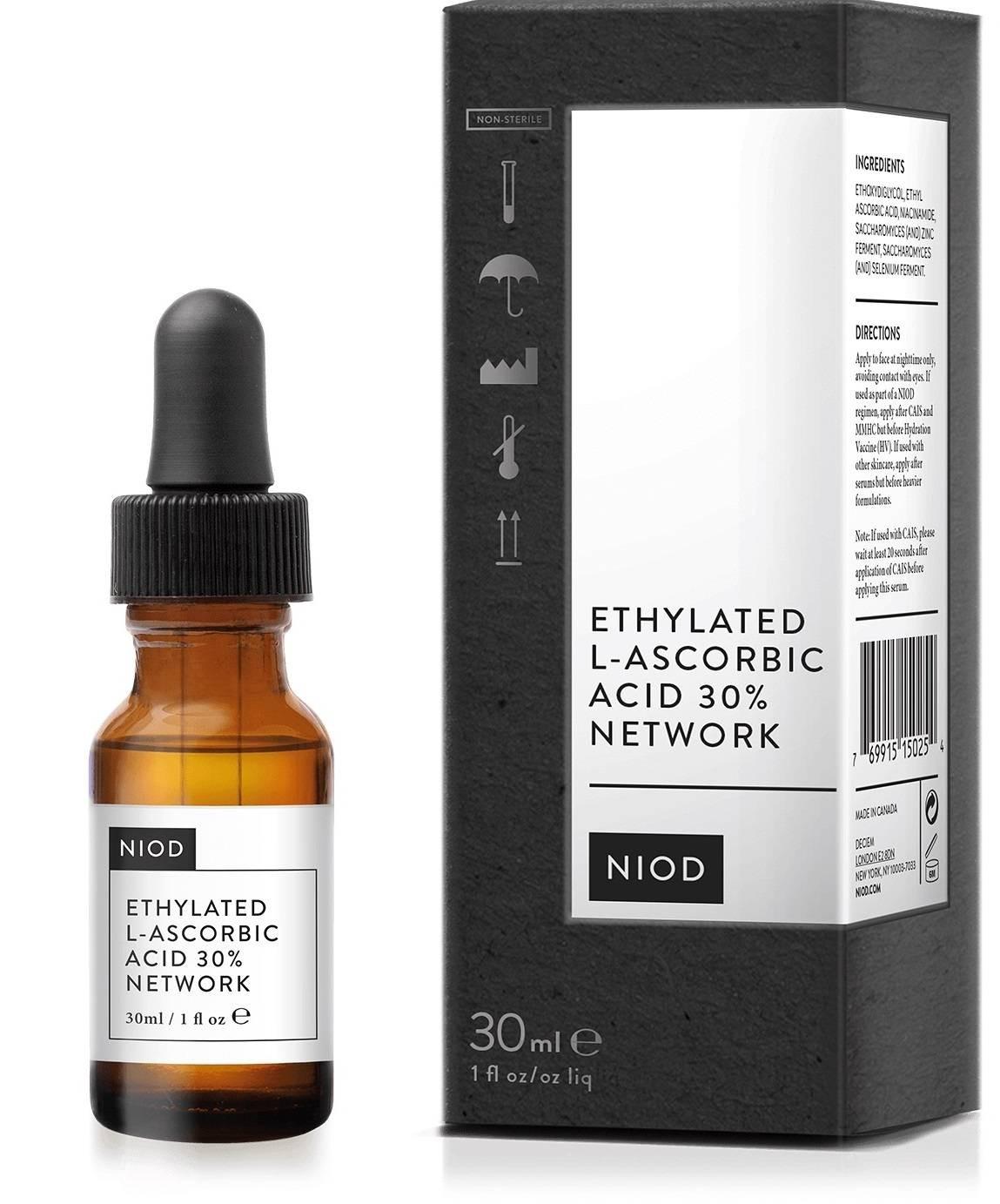 Ethylated L-Ascorbic Acid 30% - NIOD