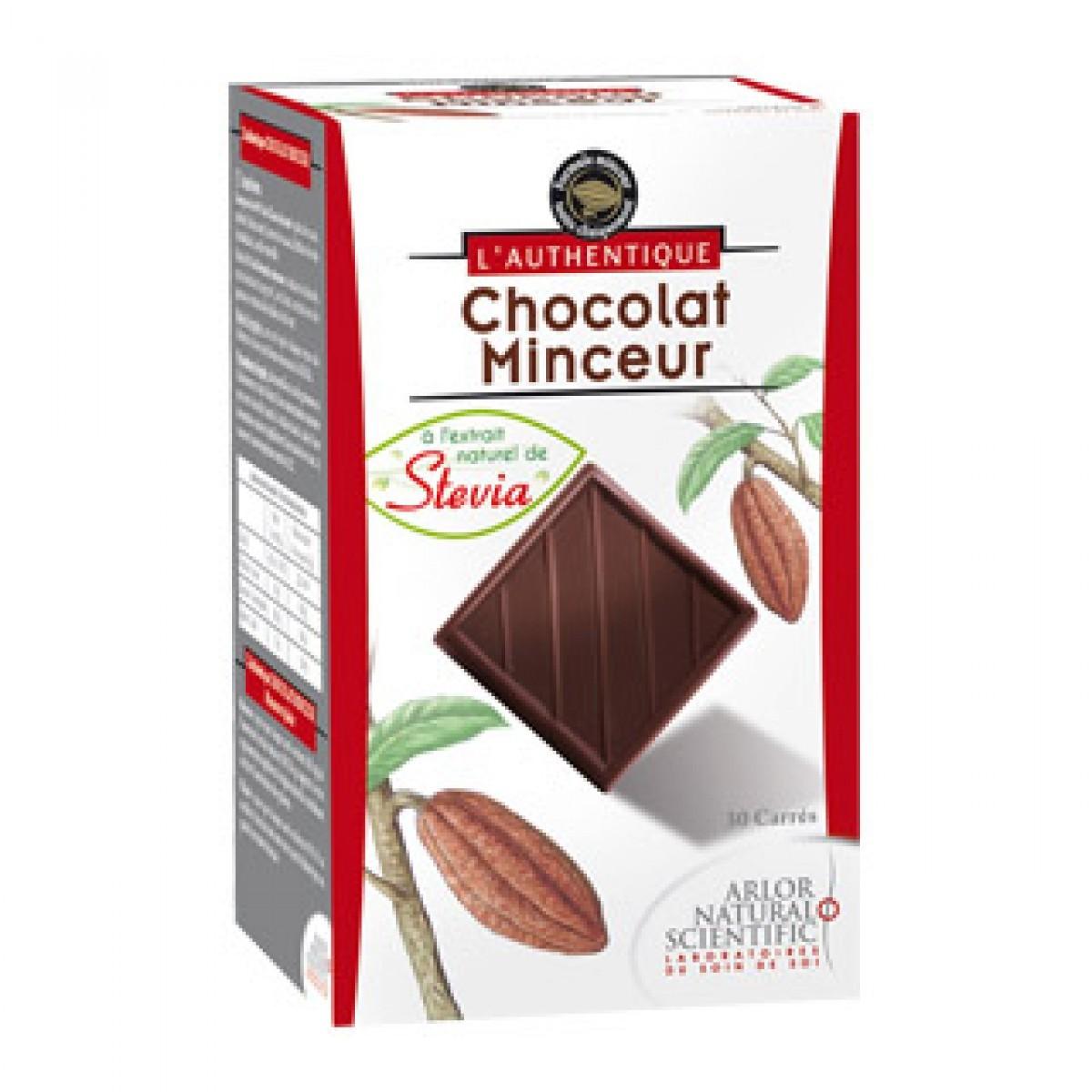 Chocolat Minceur - ARLOR