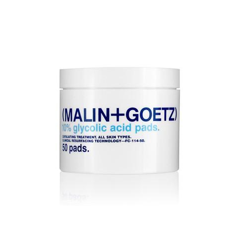10% Glycolic Acid Pads - MALIN+GOETZ