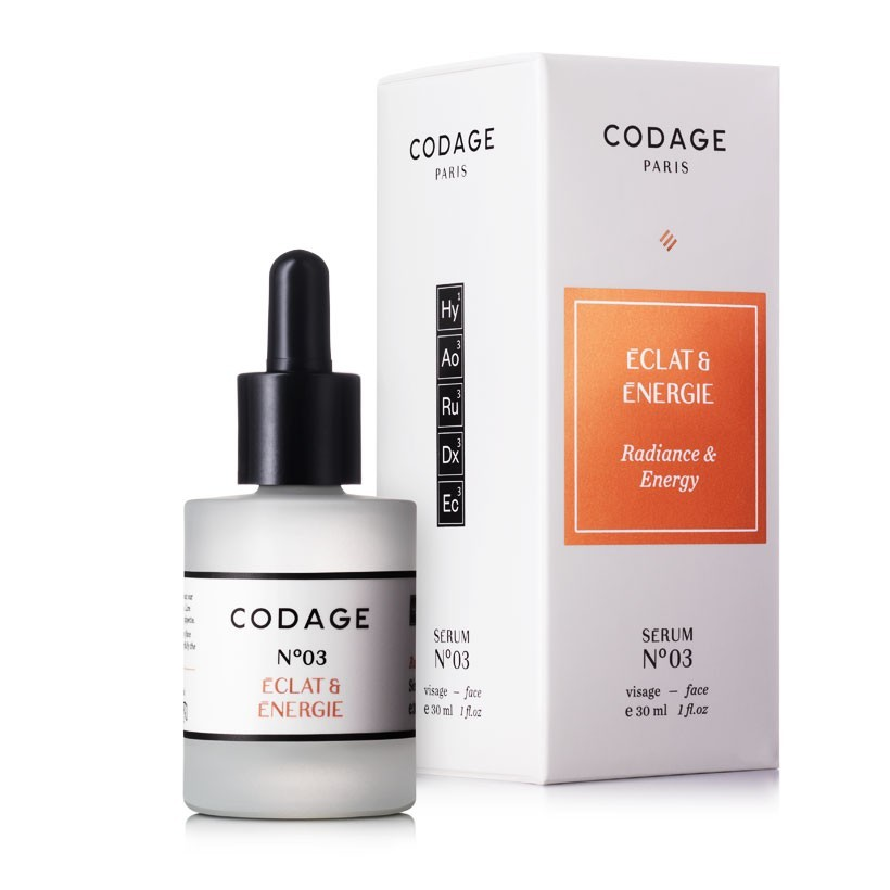 Serum N°3 - Radiance & Energy  - CODAGE