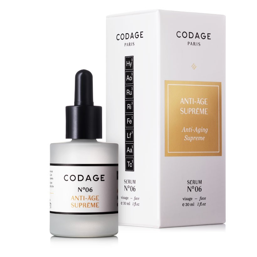 Serum N°6 - Anti-aging supreme - CODAGE