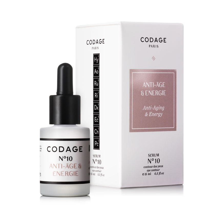 Serum N°10 - Anti-aging & Energy - CODAGE