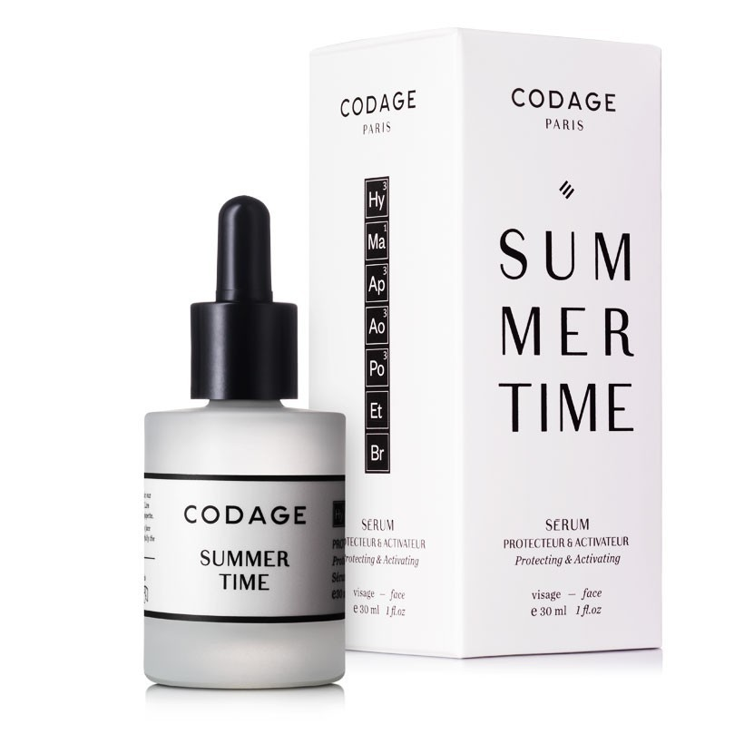 Summer Time - Protecting & Activating - CODAGE