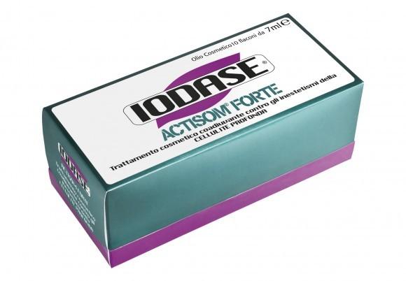 Actisom Forte 10 ampollas - IODASE