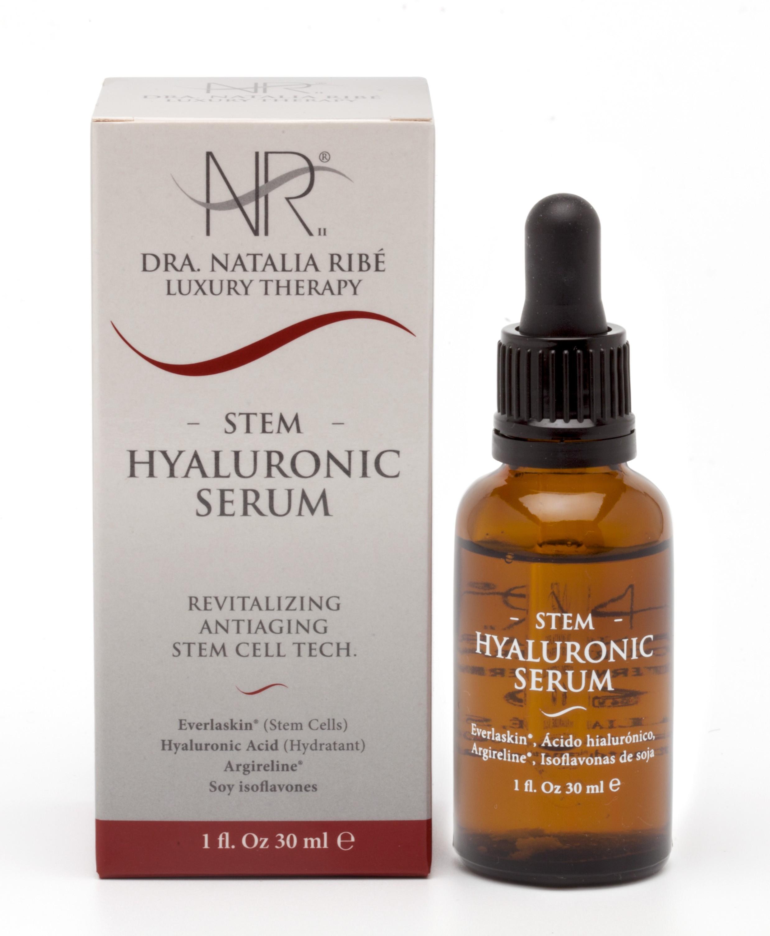 Stem Hyaluronic Serum - DRA. NATALIA RIBE