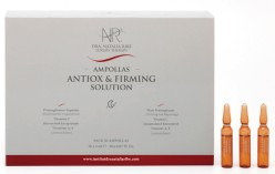 Ampollas Antiox & Firming Solution - DRA. NATALIA RIBE