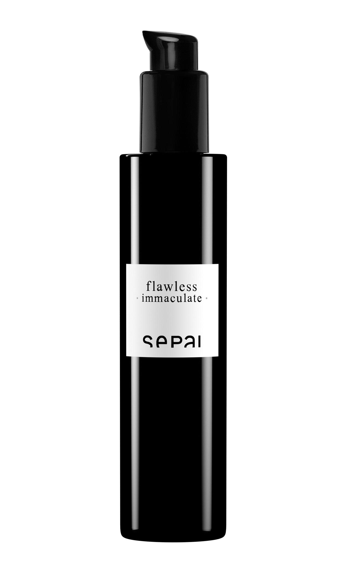 Flawless Immaculate brightener moisturiser SPF50 - SEPAI