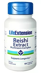 Reishi Extract - LIFE EXTENSION