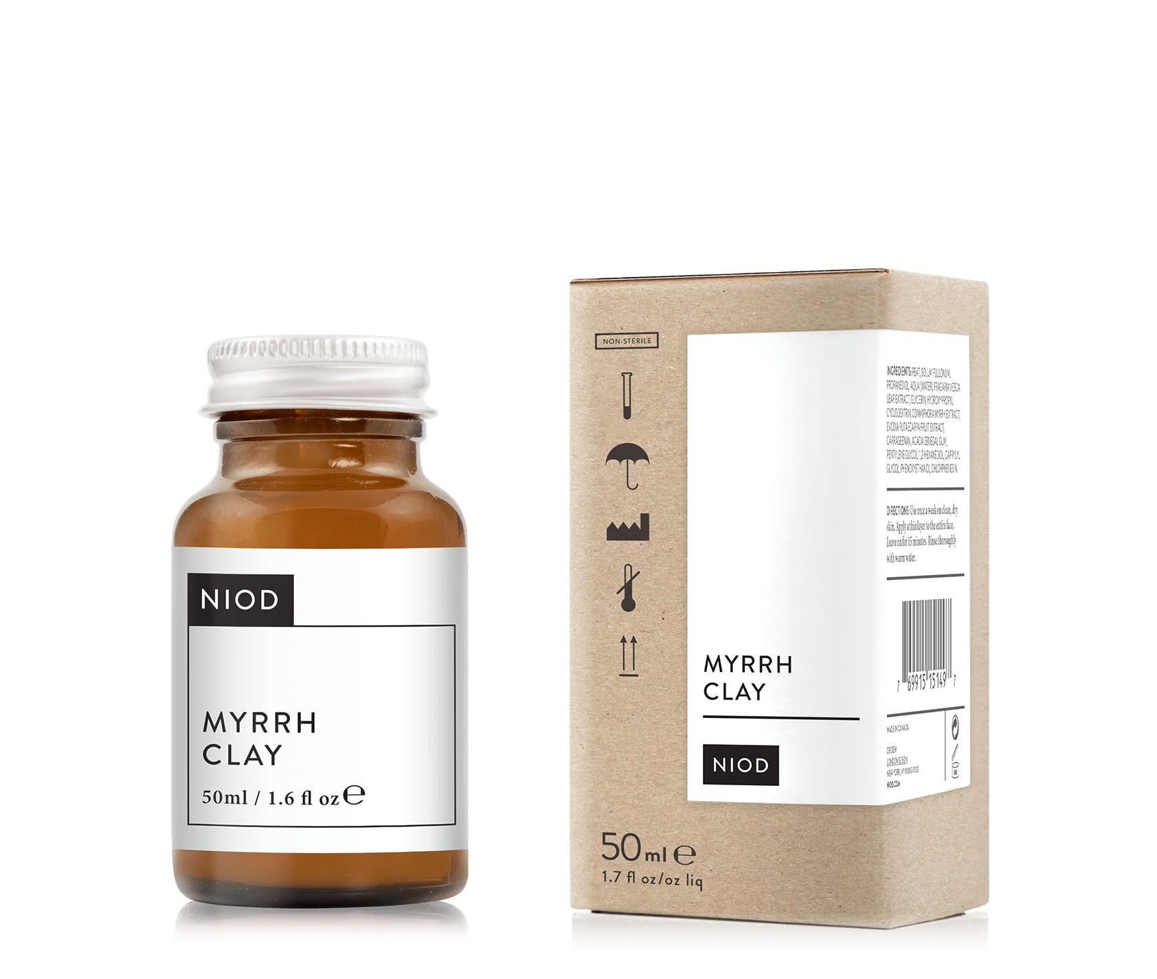 Myrrh Clay - NIOD