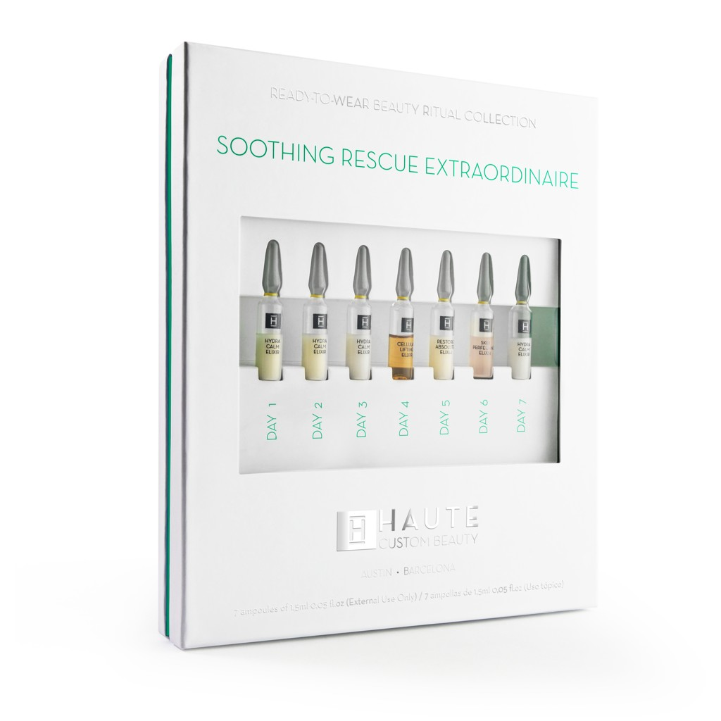 Soothing Rescue Extraordinaire  - HAUTE CUSTOM BEAUTY