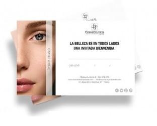 Tarjeta Regalo Tratamientos Cabina Cosmeceutical Center - TARJETA REGALO
