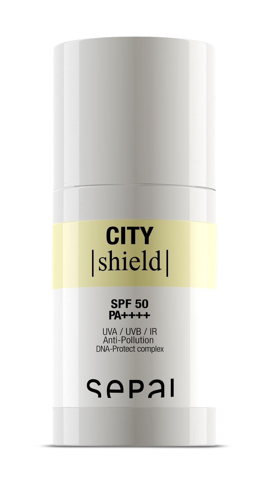 CITY Shield SPF 50  - SEPAI