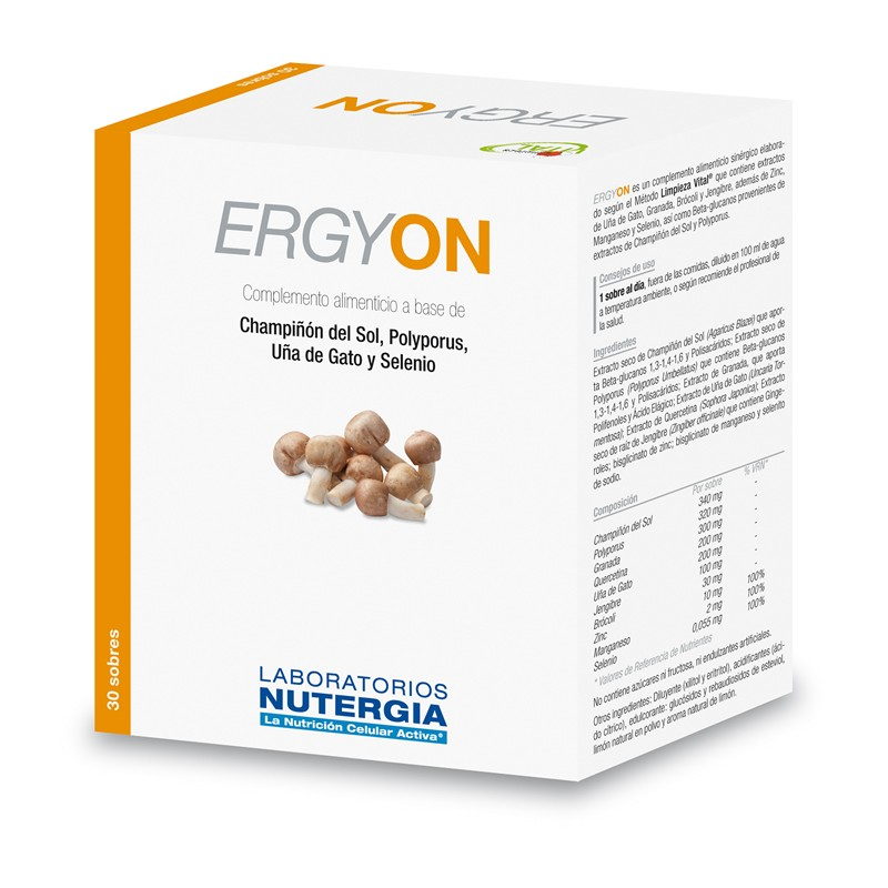 ErgyON - NUTERGIA