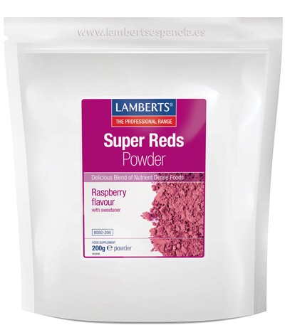 Super Reds Powder - LAMBERTS