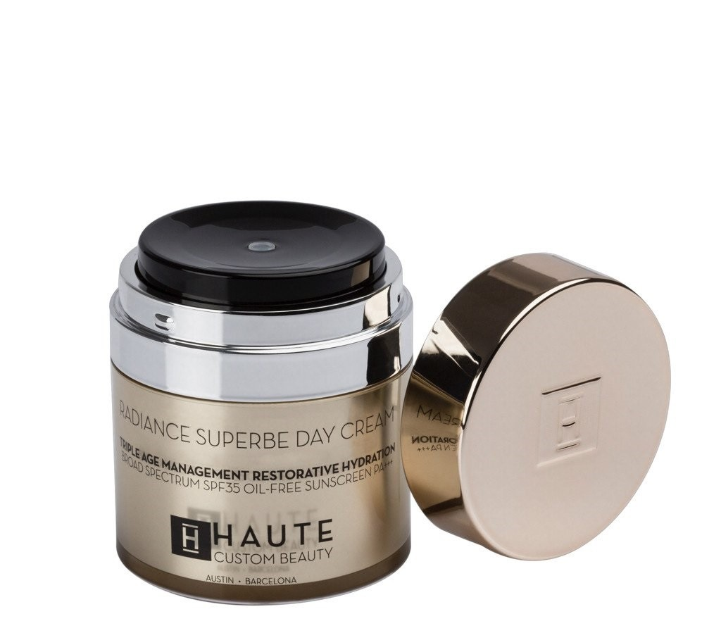 Radiance Superbe Day Cream Neutral Medium - HAUTE CUSTOM BEAUTY