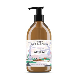 Kids Happy Hair and Body Wash