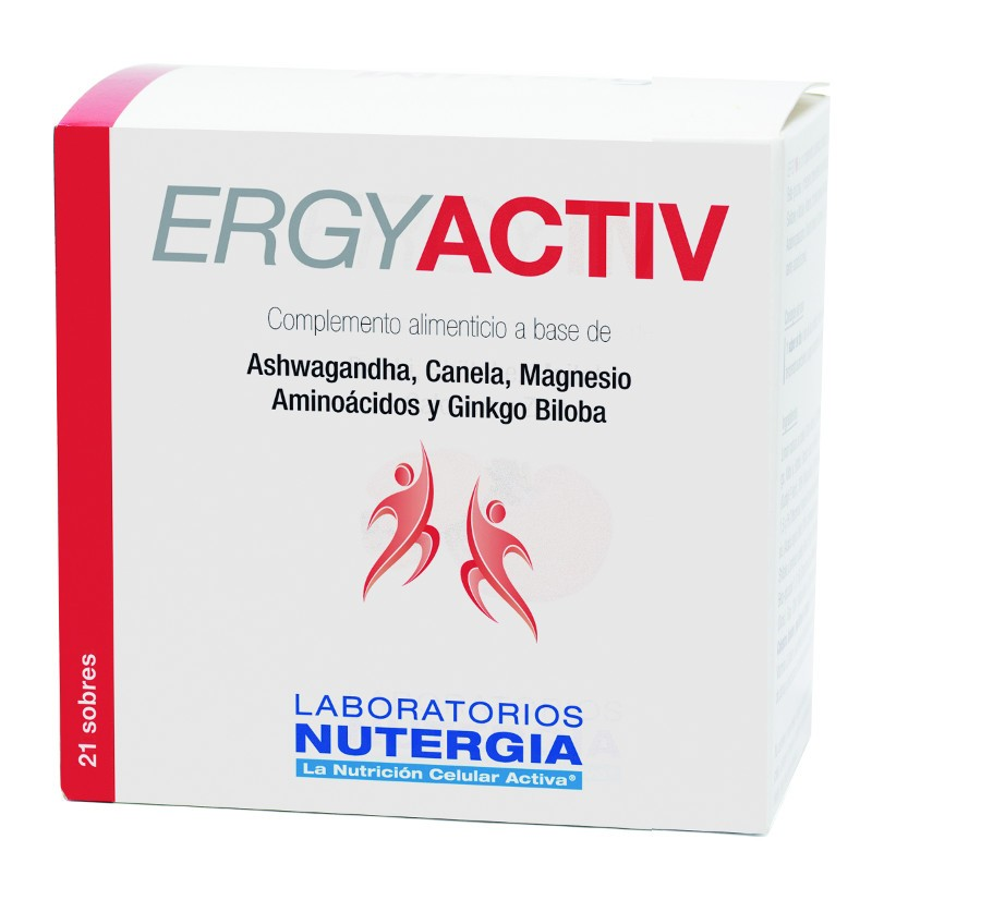ErgyActiv - NUTERGIA